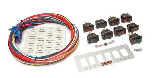 mustang power panel for 79 86 rocker painless performance mustang power panel for 79 86 rocker by painless performance