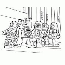 Niewu Kleurplaat Lego Batman Kleurplaat 2019