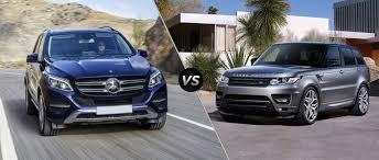 Coupe Series bmw x5 vs range rover sport : 2016 Mercedes-Benz GLE SUV vs 2016 Range Rover Sport