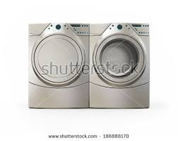 washing machine and dryer clipart. dryer and washer machine isolated on white background washing clipart e