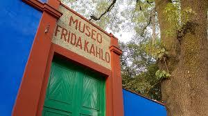 Resultado de imagem para imagens de museu frida kahlo