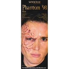 phantom of the opera removed the mask of truth special makeup kit wo210 sores