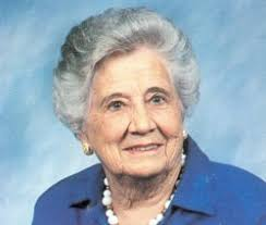 """Florence Greer """"Polly"""" Ray Donnell (1913-2012) - Find A Grave Memorial"""