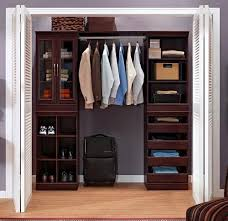 Menards Coat Rack Complete Closet System Dark Cherry at Menards Organization 17
