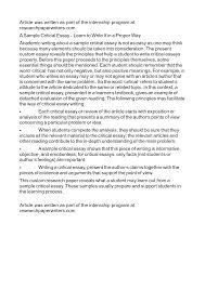 good way to start an essay help for struggling writers and a  proper way to write an essay thedrudgereort838webfc2com