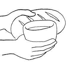Coloring Pages Bread Of Life First Communion Holy Eucharist