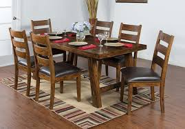 rustic dining room art. Rustic Dining Room Wall Art Luxury Wood Table With Brown Wooden