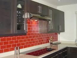 Mesmerizing Red Glass Backsplash 11 On Best Interior with Red Glass  Backsplash