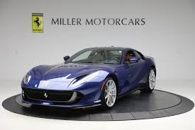 Ferrari 812 superfast specs are those of the fastest naturally aspirated production car! Pre Owned 2020 Ferrari 812 Superfast For Sale Special Pricing Rolls Royce Motor Cars Greenwich Stock 4666