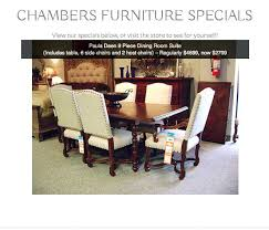chambers furniture chambers furniture chambers specials