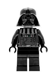 <b>Часы</b> настольные <b>Star</b> Wars минифигура Darth Vader <b>Lego</b> ...