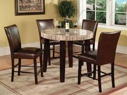 Tall Round Kitchen Table Counter Height Dining Tables Canada Valholl Counter Height Dining