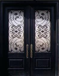 exterior doors inserts exterior door glass inserts home depot canada