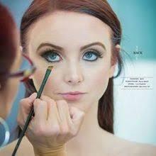 photo of reyna khalil makeup artist hairstylist in orange county ca