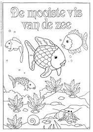 Kleurplaat De Mooiste Vis Van De Zee 2 Mooiste Visje In De Zee