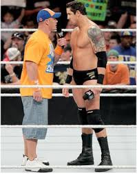 former wwe chion john cena has received a lot of praise backse as of late due to him doing an excellent job of leading the members of wwe s nexus