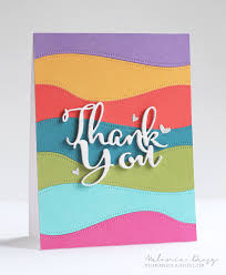 Avery Elle Thank You Card