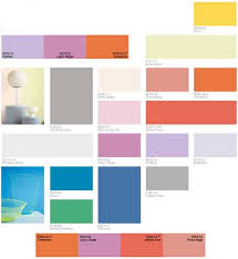 paint color schemeModern Interior Paint Colors and Home Decorating Color Schemes