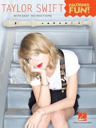Taylor Swift Recorder Fun With Easy Instructions