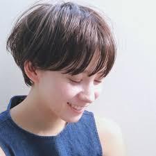 ショートヘア女子急増中テイスト別に可愛い画像集めましたhair