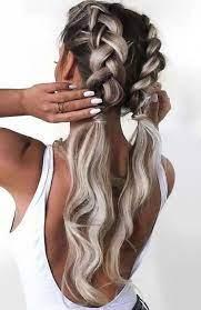 20 trendy dutch braid hairstyles in