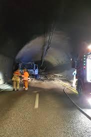 Oslofjordtunnelen åpner tidligst mandag ettermiddag. Oslofjordtunnelen Blir Stengt I Opptil Tre Uker