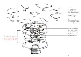 Expandable Circular Dining Table Design Of Expandable Round Dining Table