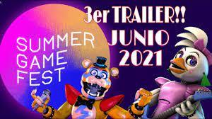 Fnaf Security Breach Tráiler Confirmado en Summer Game fest 2021 - YouTube