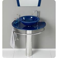 winsome pedestal sink with vessel bowl 18 sensational pictures ideas