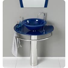 winsome pedestal sink with vessel bowl 18 sensational pictures ideas