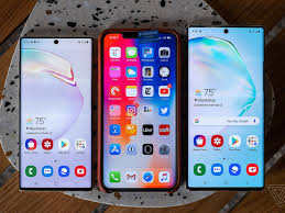 Samsung Note Comparison Chart Samsung Galaxy Note 10 Vs Samsung Galaxy S10 Vs Iphone Xs