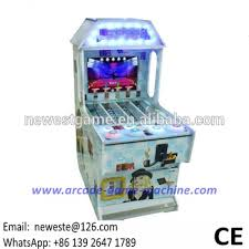 Game Vending Machine Custom Mini Amusement Arcade Games Gift Drinking Cigarette Vending Machines
