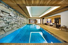 home indoor pool with bar. Simple With Best 46 Indoor Swimming Pool Design Ideas For Your Home Intended With Bar 0