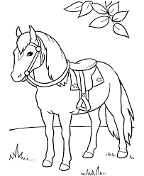 horse picture to color. Delighful Horse Wild Horse Coloring Pages Intended Picture To Color