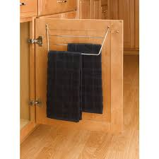 kitchen towel holder. Plain Holder RevAShelf 65 In H X 1275 W 35 And Kitchen Towel Holder