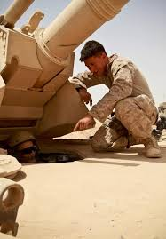 Marine Gunners In Addition To Maintaining 70 Ton M1a1 Abrams Tanks And Their