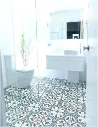 Patterned Bathroom Floor Tiles Cool Patterned Bathroom Floor Tiles Yttonlineorg