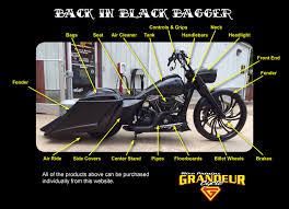 bagger den custom hd parts grandeur cycle jonesville nc 336 526