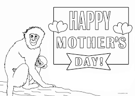 My favorite mother's day coloring pages are the ones with hearts and flowers. Free Printable Mothers Day Coloring Pages For Kids