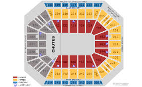 Dcu Center Seating Chart For Concerts Find Tickets For Pbr At Ticketmaster Com