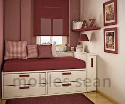 bedroom design for small space. Simple Bedroom Design For Small Space Beautiful Cool Red White Kids Room Breathtaking Single R