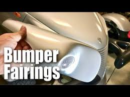 Plymouth Prowler <b>Turn Signal</b> Relocation Kit Covers for <b>Front</b> ...