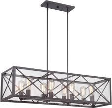 designers fountain 87338 sb high line satin bronze kitchen island lighting loading zoom