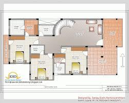 home architecture house plan duplex plans indian adorable design 13