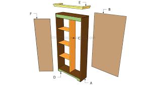 building an armoire wardrobe