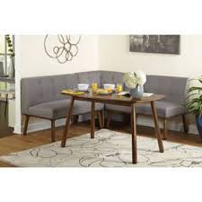 breakfast nook furniture set. Simple Living 4 Piece Playmate Nook Dining Set Breakfast Furniture S