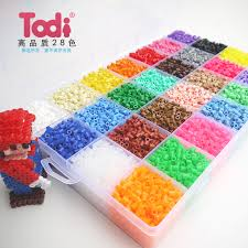 beaded high heel shoes picture more detailed picture about 5mm 5mm hama beads 28 colors 18 000pcs box set 3 big template 2iron papers
