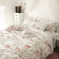 fresh shabby chic bedding collections for cozy house
