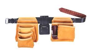 10 pocket professional nail and tool a
