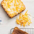 basic cheese toast
